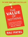 The Value of Nothing (eBook): How to Reshape Market Society and Redefine Democracy